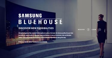 Samsung-Bluehouse