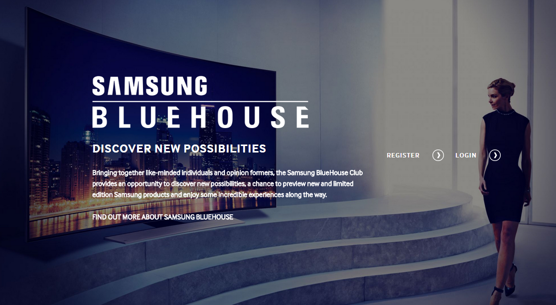 Samsung-Bluehouse