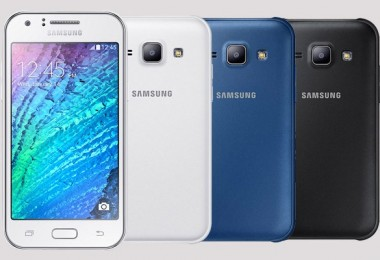 Samsung Galaxy J1, primer integrante de la familia Galaxy J