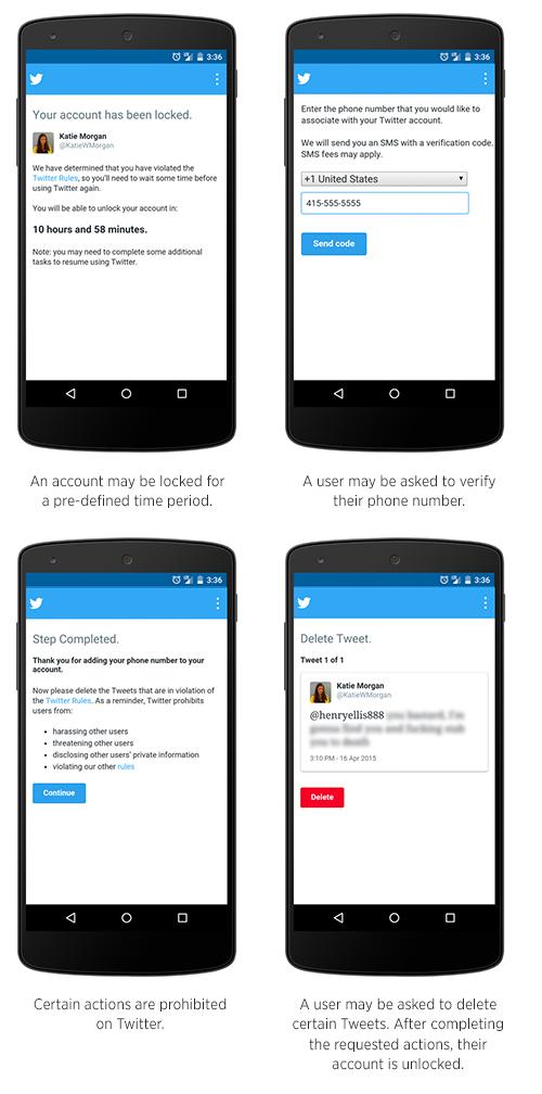 Twitter- bloqueo