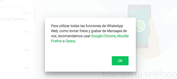 WhatsApp-chrome