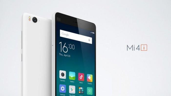 El Xiomi Mi4i es el mas reciente modelo de la firma China (Imagen: Xiaomi)