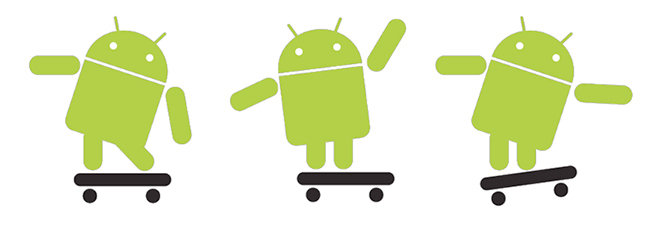android en patines