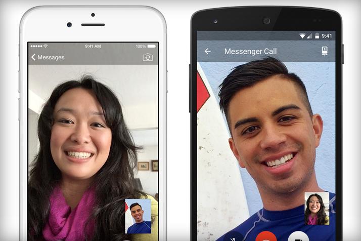 Las videollamadas de Messenger se han liberado mundialmente