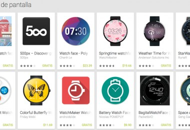 fondos android watch