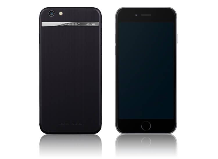 grosso iphone oro blanco
