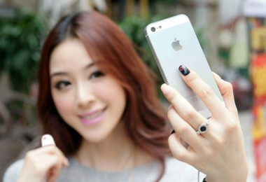 iphone- selfie