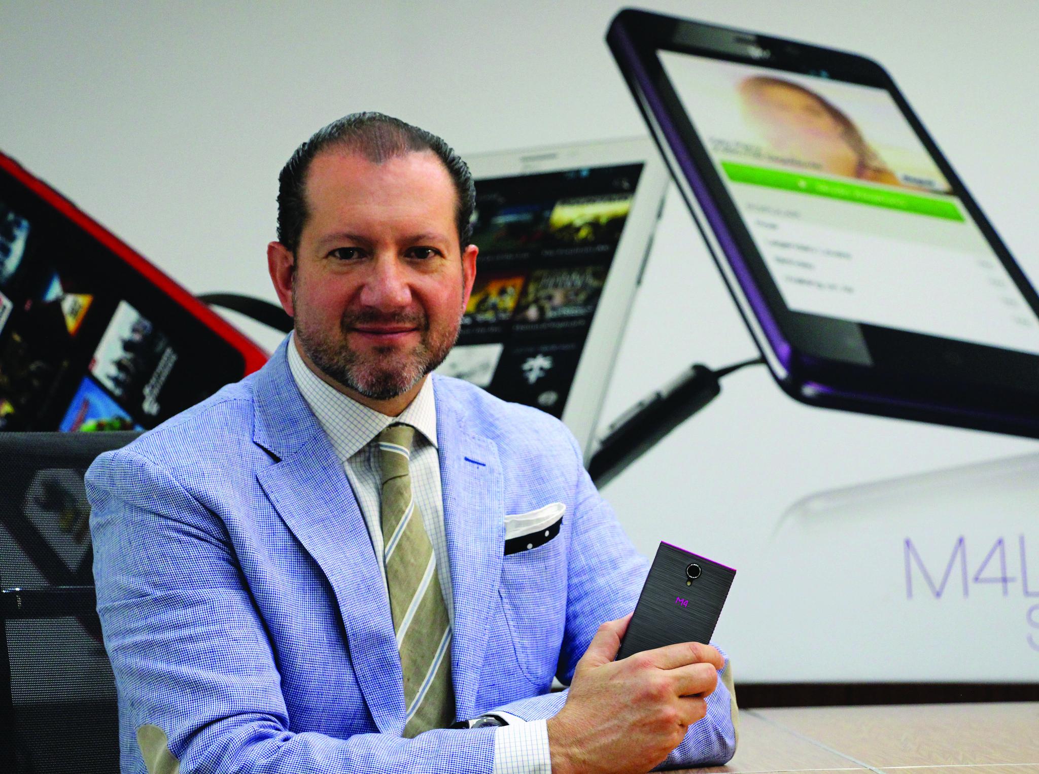 Javier De Antuñano, CEO de M4 para América Latina