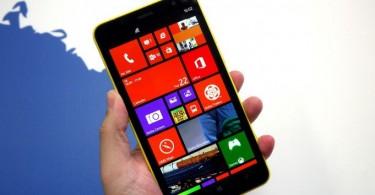 Lumia 1320 recibe una rebaja en su precio con Telcel