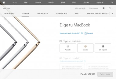 macbook-apple store mexico