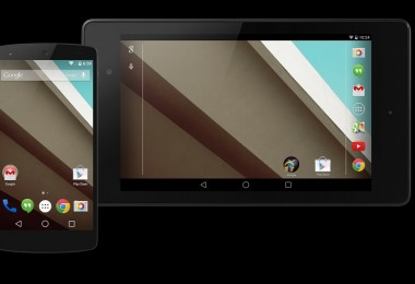 Nexus 7 y Nexus 5 afectados por la versión de Android 5.0.2