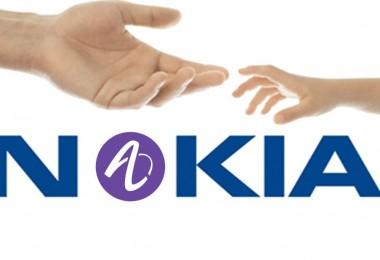 Nokia ahora competirá en el mercado de las redes de telecomunicaciones