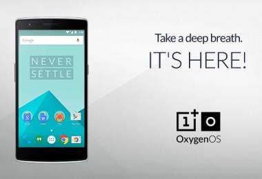 Después de una gran espera, Oxygen OS por fin llega a los OnePlus One