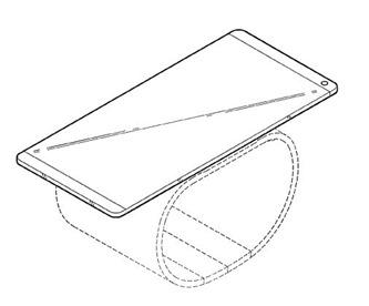 patente lg smartwatch2