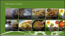 recetas verdes