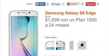 samsung Galaxy s6 edge nextel