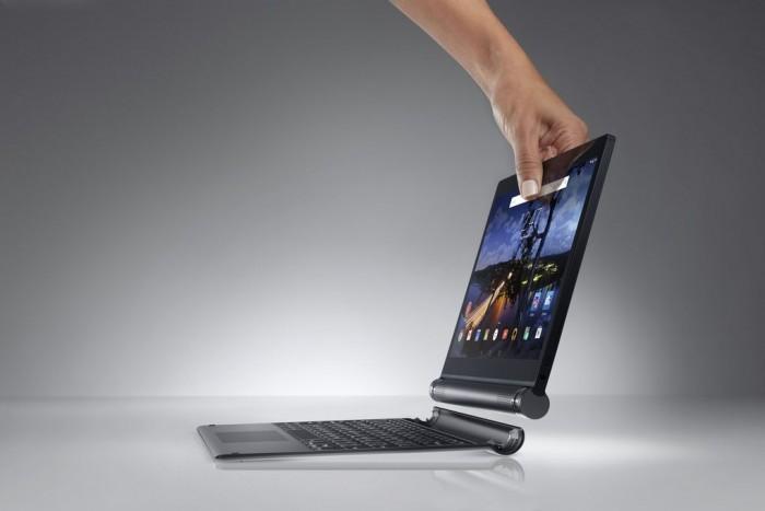 Dell Venue 10 7000 con su teclado opcional