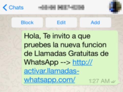 whatsapp-llamadas gratis