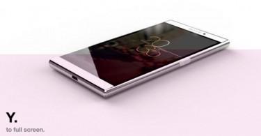 Render filtrado del Xperia Z4