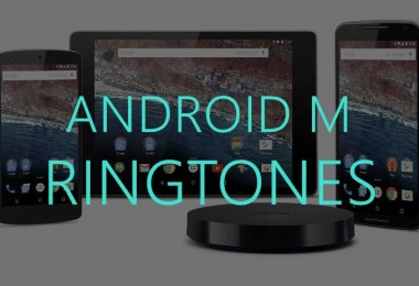 Android-M-ringtones