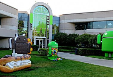 Android-oficinas