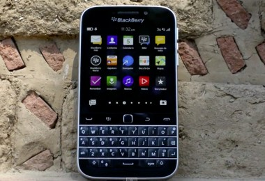 Blackberry classic analisis PoderPDA