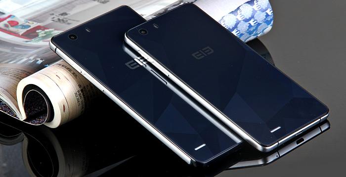 Elephone S2 y S2 Plus.