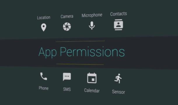 Por fin se permitirá limitar el acceso de las apps a las funciones de nuestro terminal
