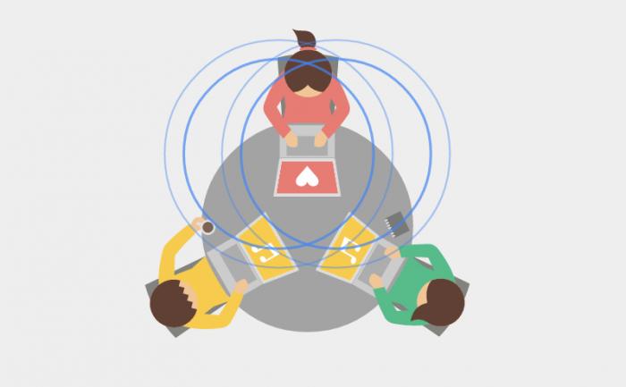 Con Google Tone podrás compartir mediante sonidos sitios web entre dispositivos cercanos
