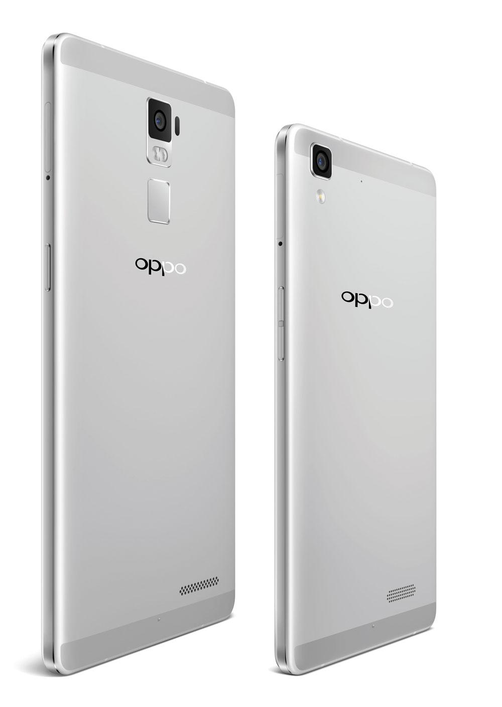 OPPO R7 Plus llegará con lector de huella dactilar