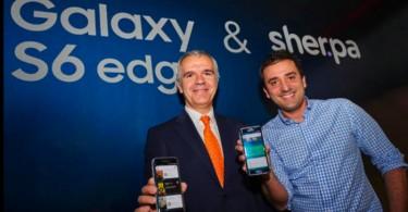 Sherpa incluido en los Galaxy S6