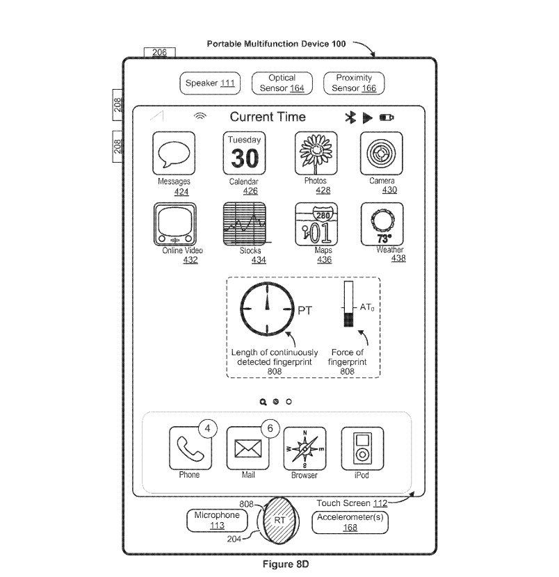apple-patente home