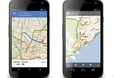 google-maps transit