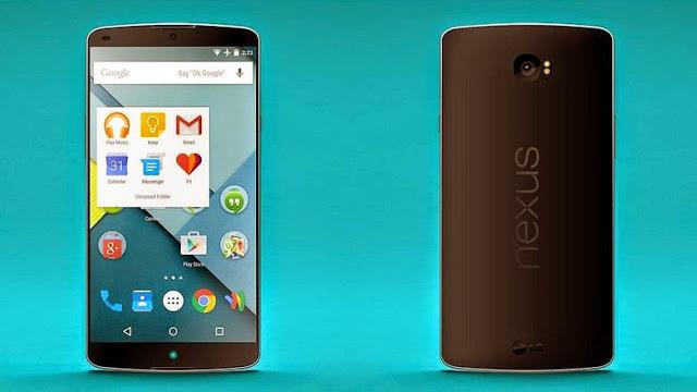 Concepto del LG Nexus 5 2015