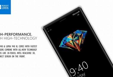 lumia 940-sensores