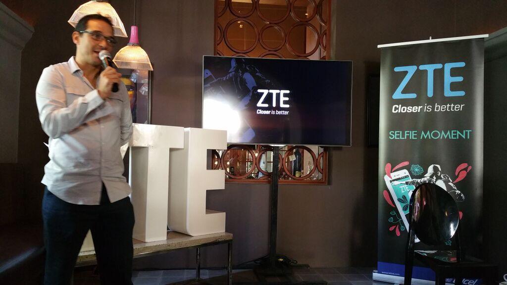 Alfredo Soto, Director de Marketing de ZTE
