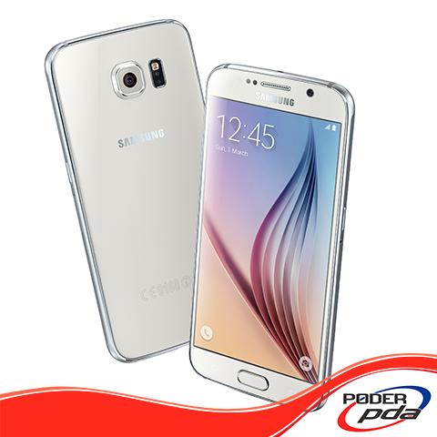 Samsung Galaxy™ S6 disponible en Tienda PoderPDA