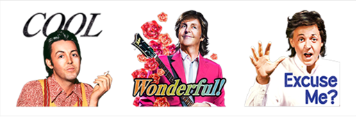 sticker-Line-paul-mccartney
