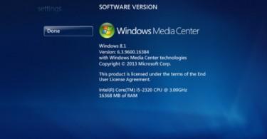 windows media-center