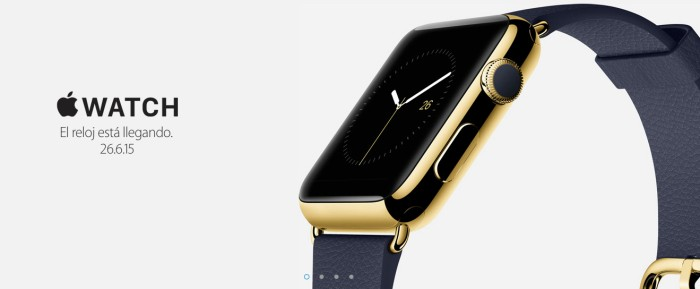 Apple Watch Mexico