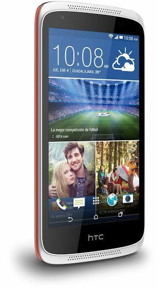 HTC DESIRE 526G telcel