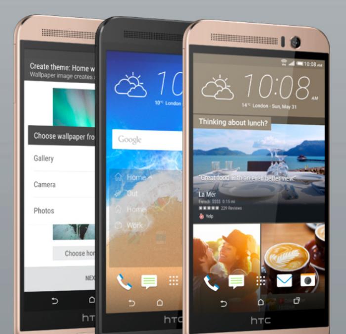 HTC one me-1