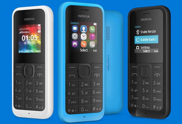 Microsoft Nokia-105