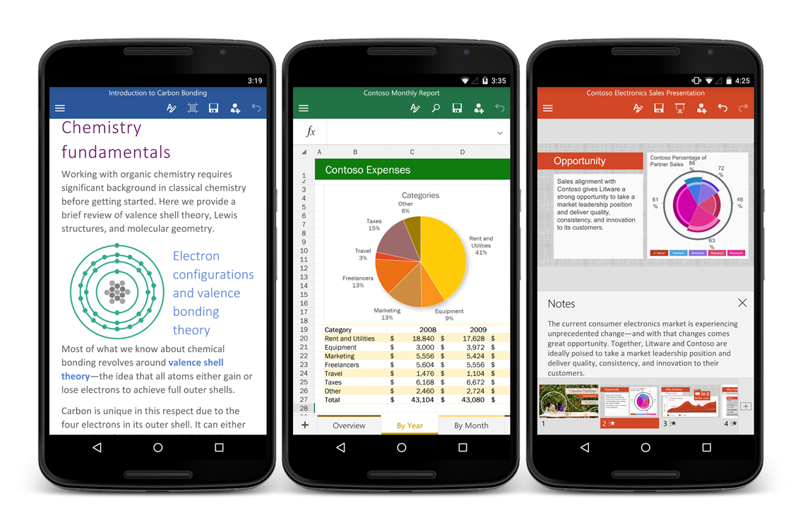 Microsoft-Office-smartphones-Android