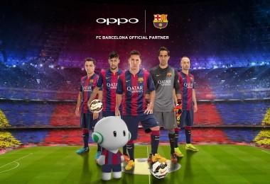 OPPO FC Barcelona