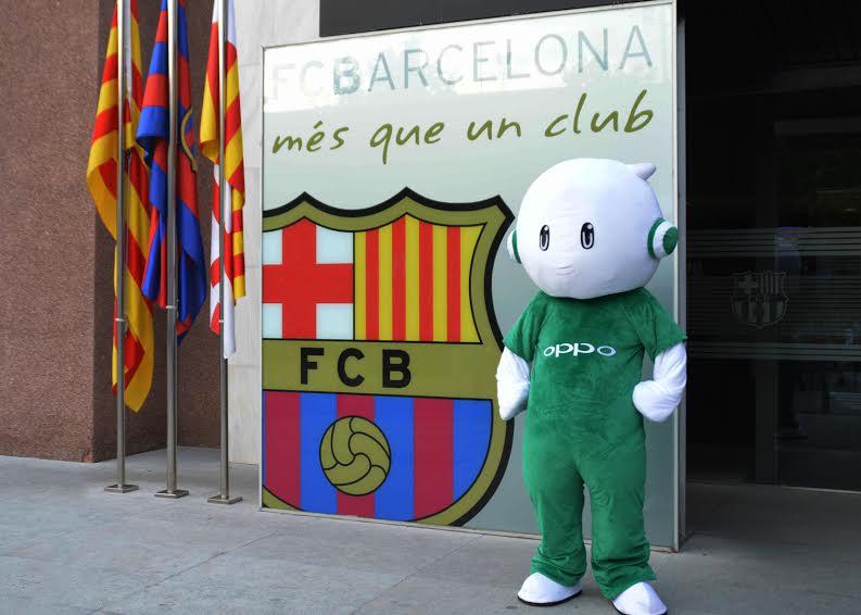 OPPO FC Barcelona2