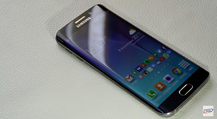 Samsung Galaxy S6 Edge review poderpda
