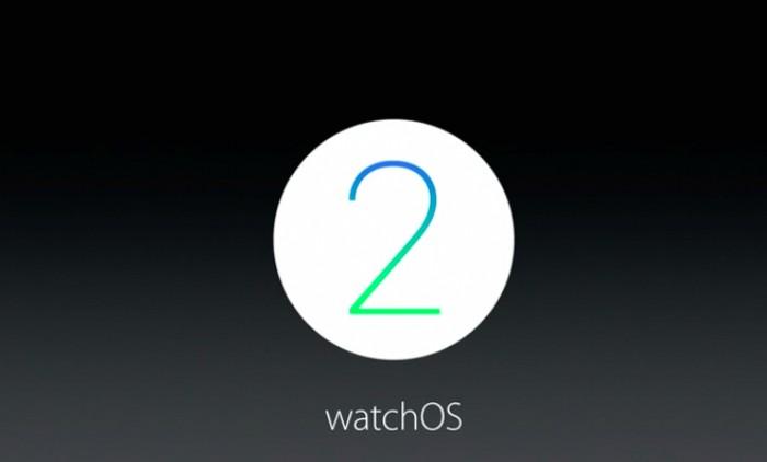Watch OS2 WWDC15
