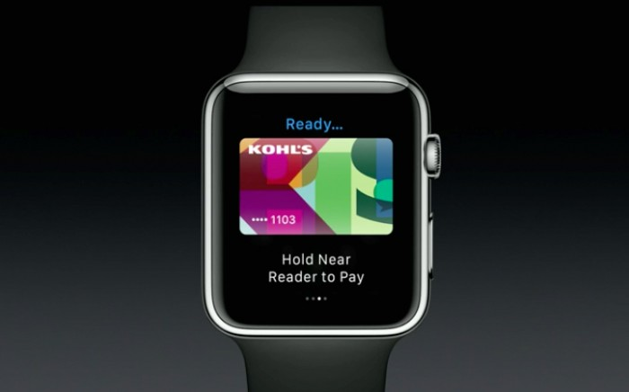 Watch OS2 apple pay WWDC15