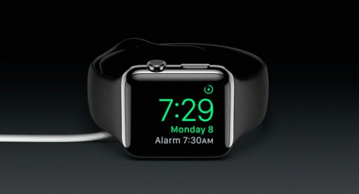 Watch OS2 modo nocturno WWDC15